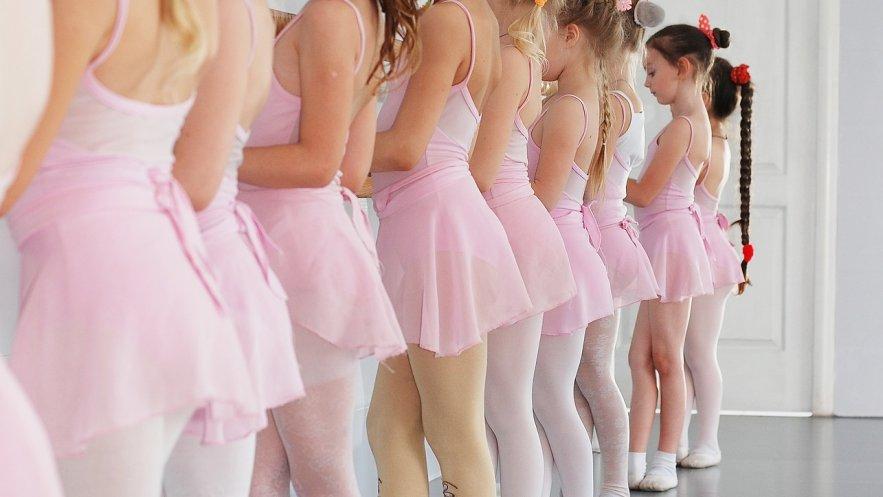 Nabór do grupy Balet junior 7-9 lat Kliknięcie w obrazek spowoduje wyświetlenie jego powiększenia